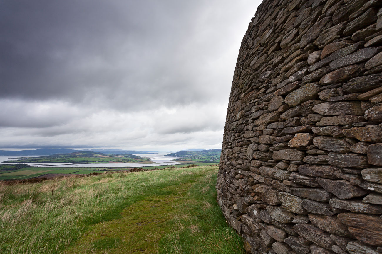 Grianan of Aileach historic fort Inishowen